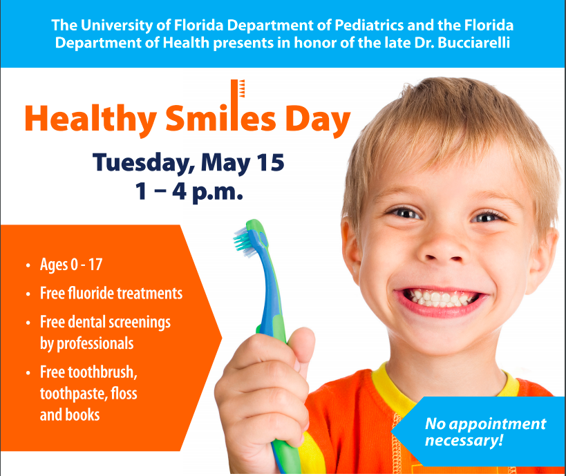 Healthy Smiles Day