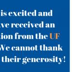 EACN thanks UF Medical Guild